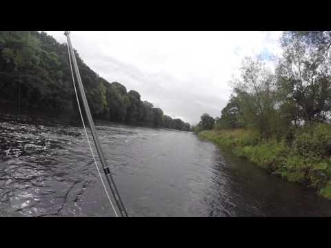 Salmon In The Single Handed Fly Rod