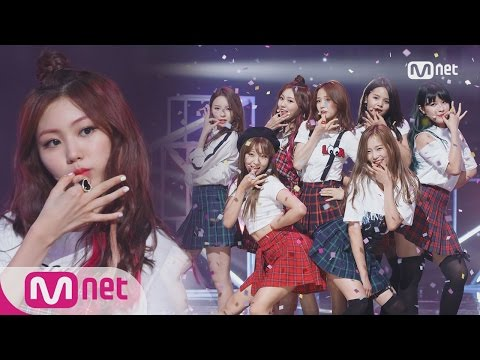 CLC - No Oh Oh Comeback Stage M COUNTDOWN 160609 EP.477
