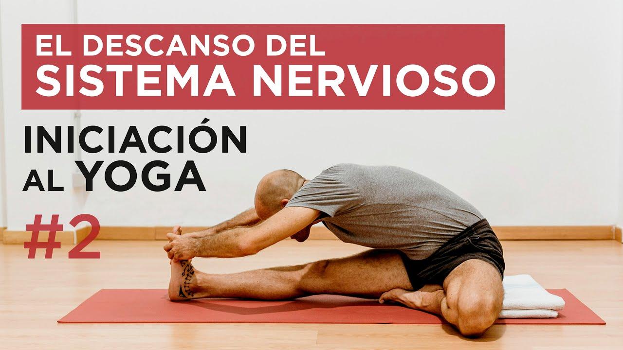 INICIACIÓN al YOGA con DECATHLON | El descanso del sistema nervioso | 61 min.