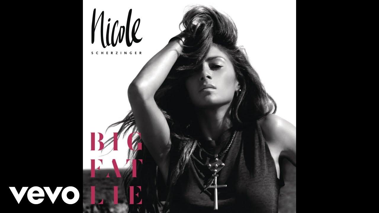 Nicole Scherzinger - Big Fat Lie (Audio)