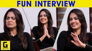 Break The Rules - Nandita Swetha Fun Interview | Asuravadham | Sasikumar | Exclusive Interview