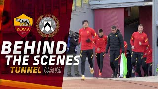 BEHIND THE SCENES 👀 | Roma v Udinese | Tunnel CAM 2020-21
