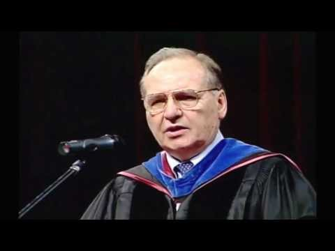 Norman Geisler Commencement Address at Northside Christian Academy 2005 1of 2