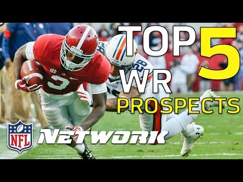 Top 5 Wide Receiver Prospects in the 2018 Draft | NFL Network