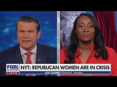 Progressive Privilege: New York Times Claims Conservative Women Are In Crisis • Lou Dobbs Tonight