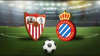 Прогноз на матч Чемпионата Испании Севилья - Эспаньол смотреть онлайн бесплатно