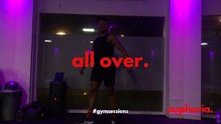 All over - Tiwa Savage |  Afro Zumba |  Dance Fitness