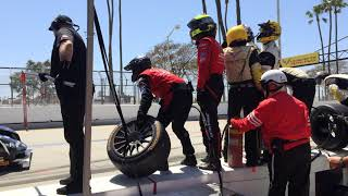 Toyota Grand Prix of Long Beach: IMSA VIP Experience - Pit Stop