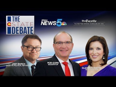 The Ross Kaminsky Show - All Dem/GOP candidates for CO statewide offices face off in Saturday debate