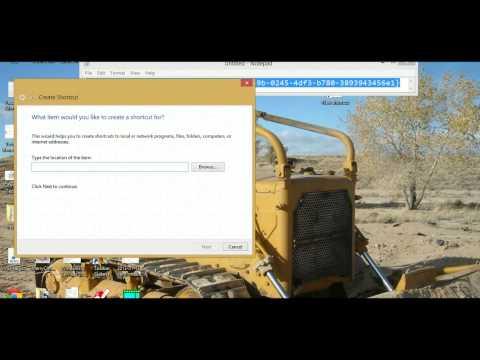 Windows 8 Modern Desktop on Regular Desktop