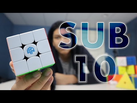 My BEST Tips to Become Sub 10 on 3x3