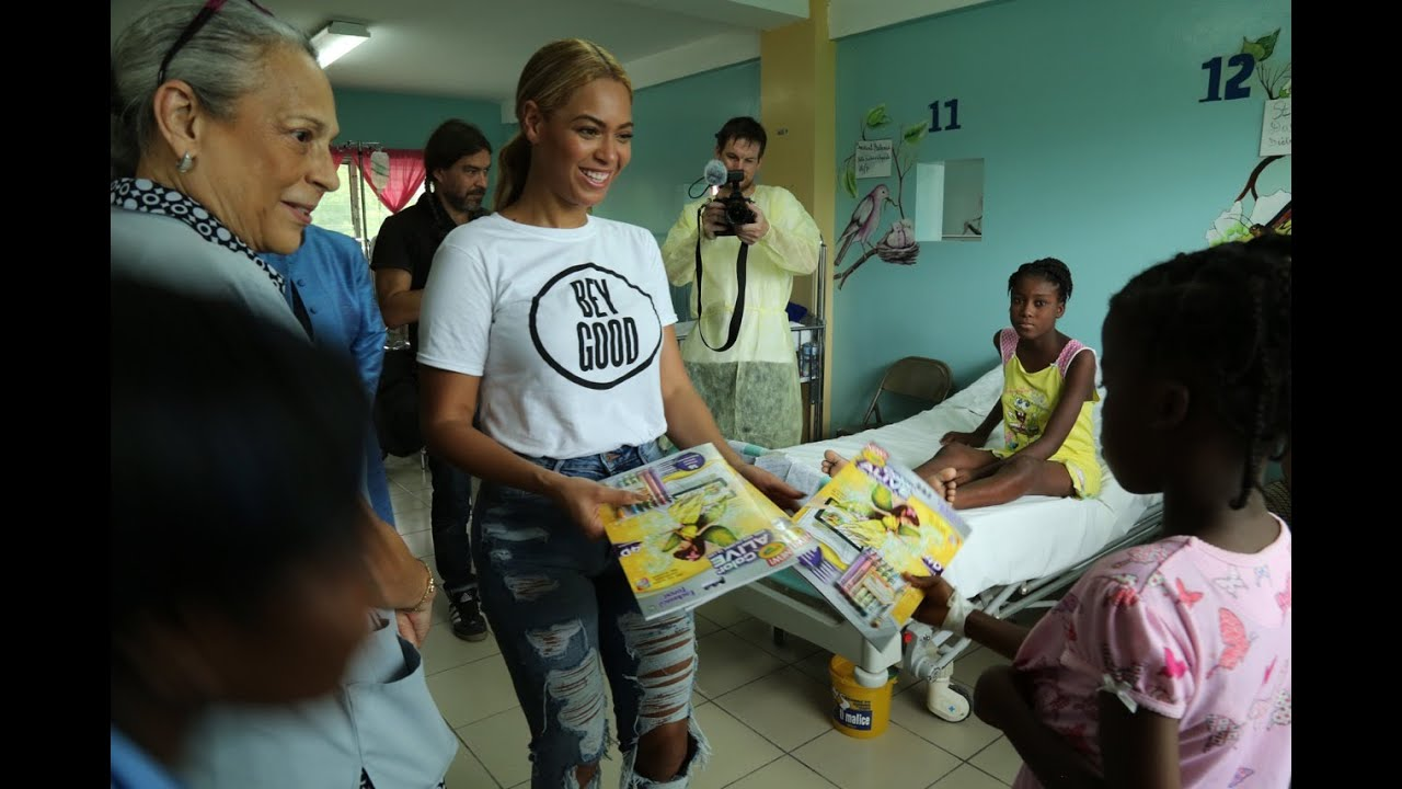Beyonce honored for Charity work – Atlnightspots |Beyonce Charity Work