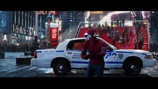 Spiderman vs Electro full scene English Audio