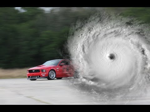 Will the race cars survive Irma? The Hot Lap LIVE! During the storm!!