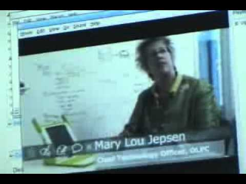 One Laptop Per Child - Jesse Keating, Red Hat - Linuxfest Northwest 2007