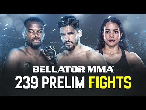 Prelims | Bellator 239: Ruth vs. Amosov