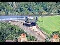 Whaley Bridge Toddbrook Reservoir Dam UPDATE 4 August 2019