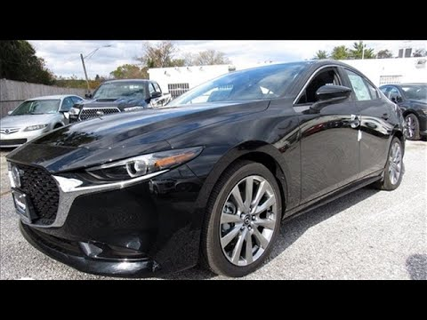 New 2020 Mazda Mazda3 Lutherville MD Baltimore, MD #Z0122699O