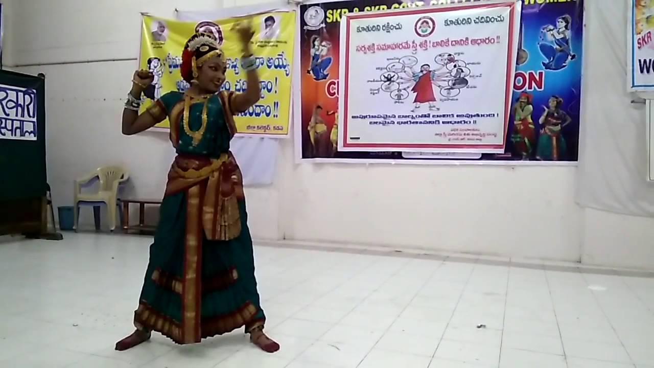 Beti bachao beti padhao, District level Navaratri Celebrations, YSR Kadapa District, Andhra Pradesh