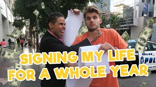 ALWAYS READ THE AGREEMENT!!!!!! | Twan Kuyper