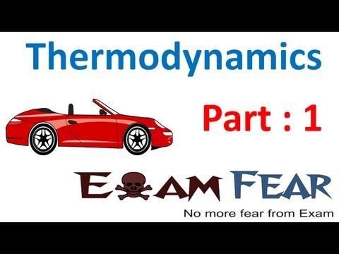 Chemistry Thermodynamics part 1 (Introduction) CBSE class 11 XI
