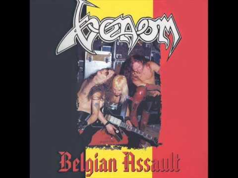 Venom- Belgian Assault (FULL ALBUM) 1982