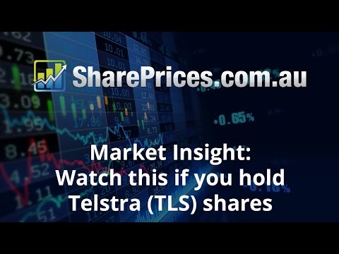 Market Insight: Watch this if you hold Telstra (TLS) shares