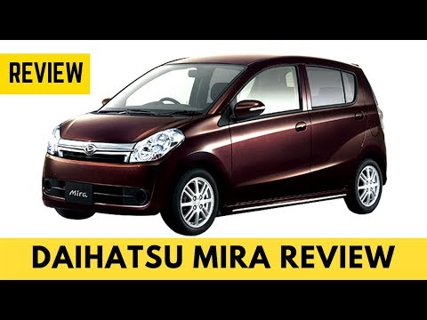 Daihatsu Mira Japani full review 2018 | Hindi/Urdu | AutoWheels