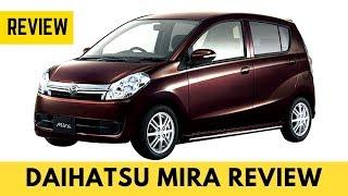 Daihatsu Mira Japani full review 2018 | Hindi/Urdu | AutoWheels