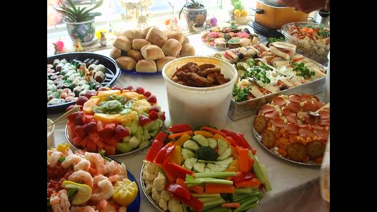 birthday food ideas Best food ideas for kids birthday party   YouTube birthday food ideas