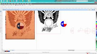 Corel Draw Tips & Tricks Coutour help with the Smart Fill Tool