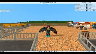 Roblox Theme Park Tycoon 2 #1 -Starting Off