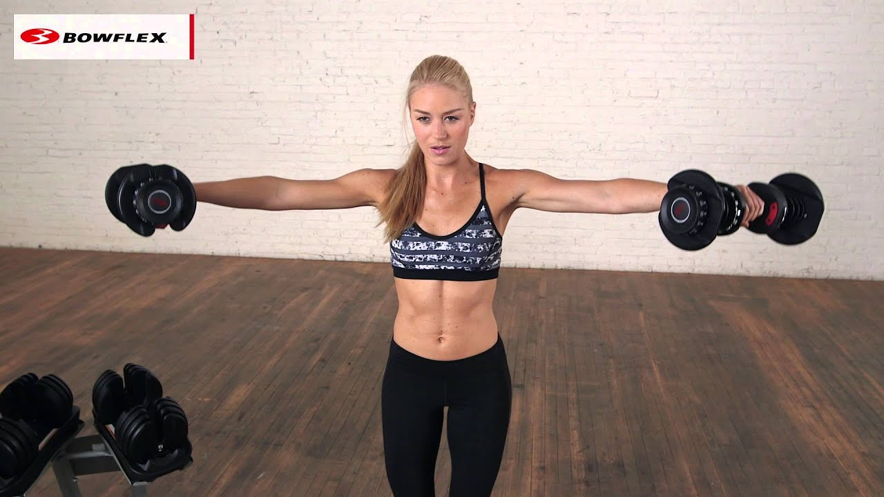 How to do Perfect Shoulder Side Raises - YouTube