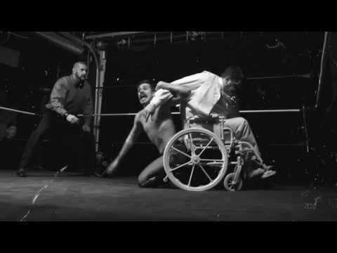 Wheelchair Wrestling