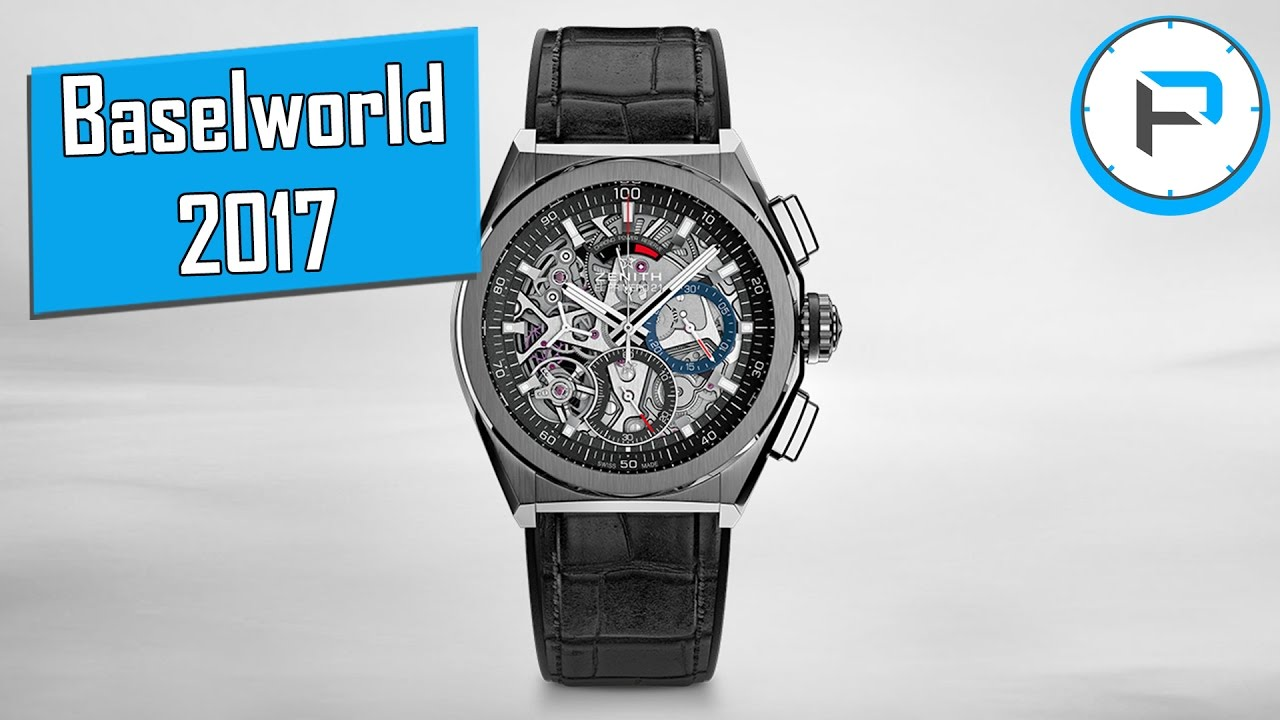 Top 5 New Watches from Baselworld 2017