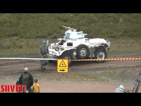 Jämi Fly In 2015 - Ferret Scout Car / United Nations peacekeepers