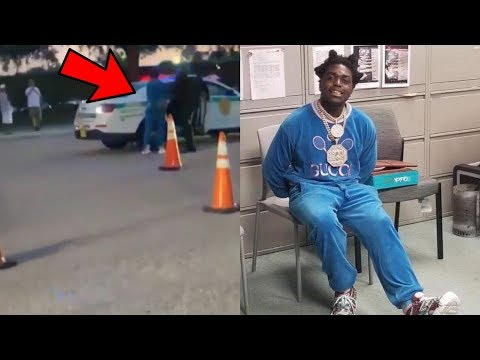 Kodak Black Gets Arrested At Rolling Loud Before Hitting The Stage