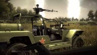 Operation Flashpoint: Dragon Rising ► Open Warfare (Full Multiplayer Round)