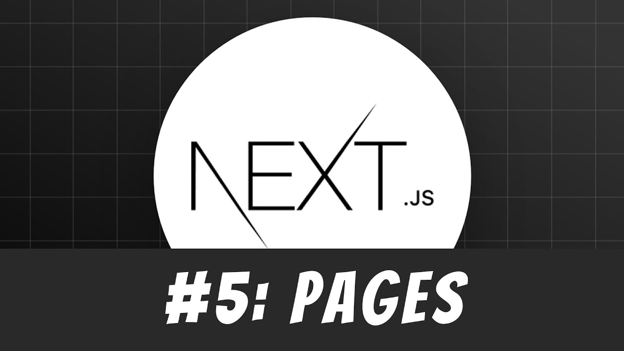 Pages in Next.js explained: Master Next.js Tutorial #5