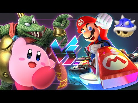 Super Smash Bros. Ultimate Vs. Mario Kart 8 Deluxe -- Which Is The Best Multiplayer Nintendo Swit…