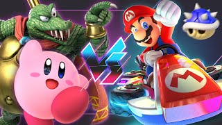 Super Smash Bros. Ultimate vs. Mario Kart 8 Deluxe - Which Is The Best Multiplayer Game?