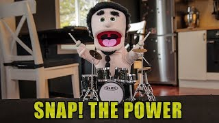 SNAP! THE POWER (metal cover by Leo Moracchioli)