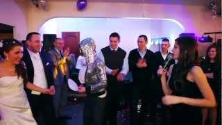 Видеосъемка на свадебном банкете ЗВЕЗДЫ НА СВАДЬБЕ
