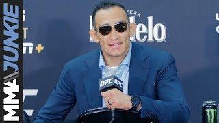 UFC 238: Tony Ferguson post-fight interview
