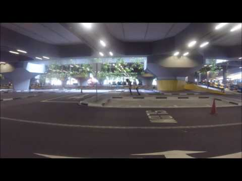 SSDC Challenge Cup 2016 Course Slalom (Zakie)