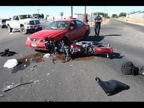 Worst Motorcycle Accidents Caught On Tape