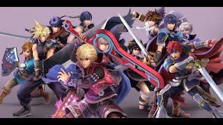 Super Smash Bros Ultimate Battle of the Sword Characters Part 2