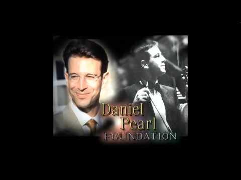Christiane Amanpour dedication to the Daniel Pearl Foundation