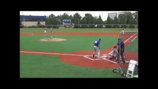 Nick Tedesco 2013 Home Run NY DeMarini Top 96 College Showcase @ Hofstra 8/18/13 - Class of 2015
