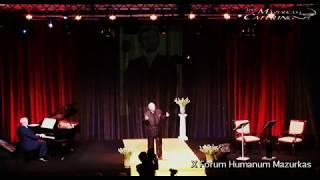 X Forum Humanum Mazurkas- koncert - Maestro Bogdan Łazuka -
